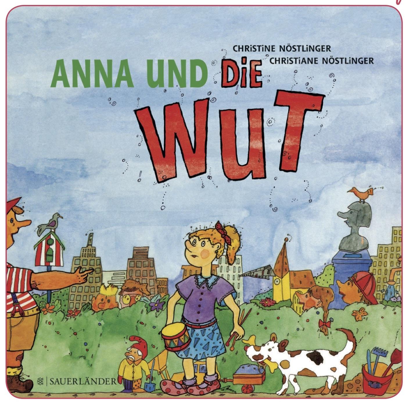 17. Februar: Anna und die Wut (Ohrenkino)